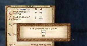 Chcesz się sprzedać za 2 goldy?