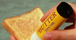 Masło w sztyfcie mniam