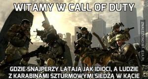 Witamy w Call of Duty