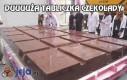 Duuuuża tabliczka czekolady