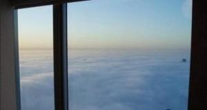 Niezły widoczek z okna