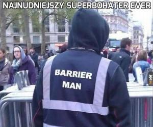 Najnudniejszy superbohater ever