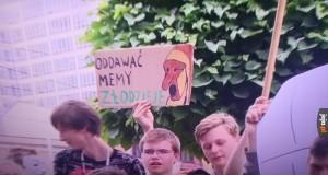 Ach, te protesty