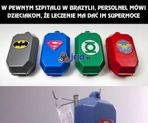 W pewnym szpitalu w Brazylii...