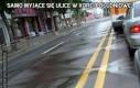 Samo myjące się ulice w Korei Południowej