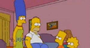Homer ma ciężkie życie