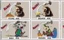 Ewolucja człowieka w różnych okresach