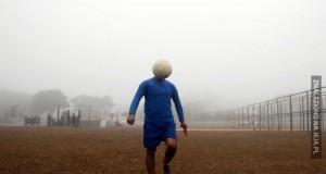 Człowiek, który stał się piłką