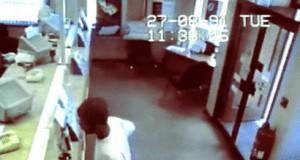 Sposób na złodzieja w banku