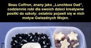 Pomysłowe posiłki do szkoły