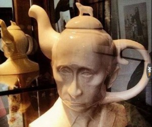 Nalać z Putina?