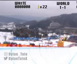Mario na olimpiadzie