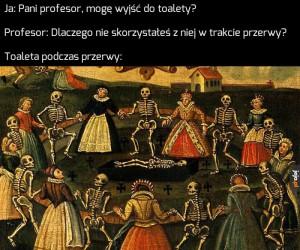 Danse macabre na całego