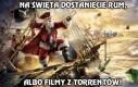 Mikołaj został piratem