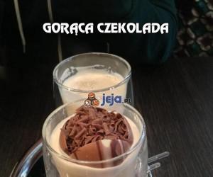 Gorąca czekolada w Belgii