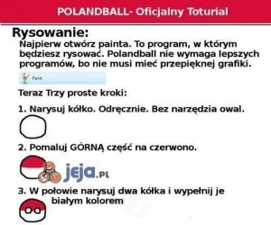 PolandBall - oficjalny tutorial