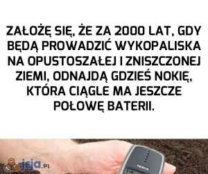 Nokia przeżyje nas wszystkich