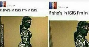 Też jestem z ISIS