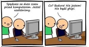 Uzależnienie komputerowe