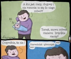 Gdy nie lubisz dzieci