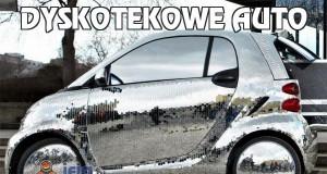 Dyskotekowe auto