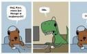 Tak właśnie wyginęły dinozaury