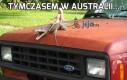 Tymczasem w Australii...