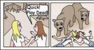 Udawaj martwego