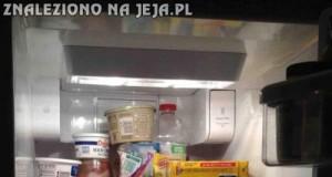 Hardcorowy dowcip z lodówką