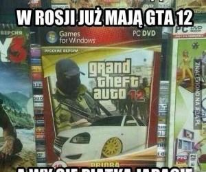 W Rosji już mają GTA 12