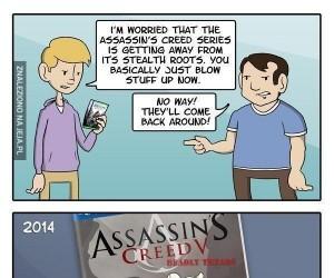 Już niebawem w Assassin's Creed