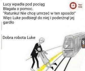 Brawo, Luke!