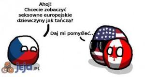 Europejskie dziewczyny, mrrr!