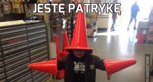 Jestę Patrykę