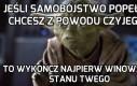 Mistrz Yoda radzi