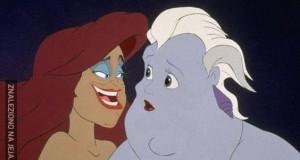 Najlepsze zamiany twarzy w bajkach Disneya