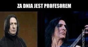 Dwie twarze Severusa