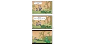 Biedne żółwie