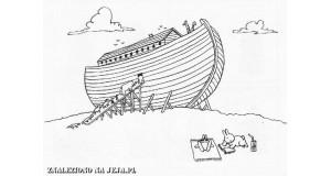Samobójstwa zajączka: Zajączek i Arka Noego