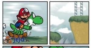 Mario i Yoshi