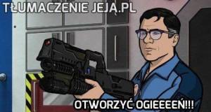 Ustrzeliłeś jednorożca!