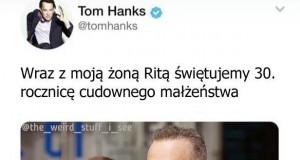 Bezduszny Tom Hanks