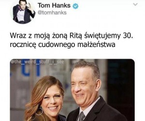 Bezduszny Tom Hanks