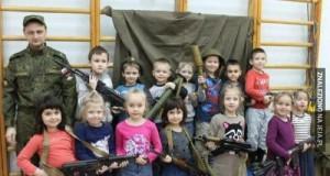 Dajmy dzieciom broń. Cóż złego może się stać?