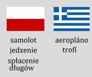 Różnice językowe między Polską i Grecją