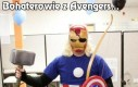 Bohaterowie z Avengers