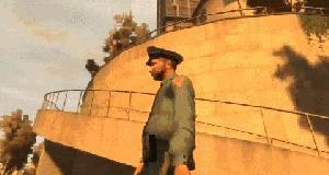 Policja w GTA...