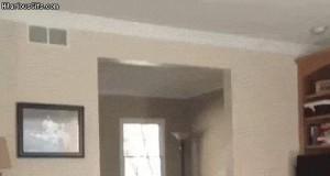 Gdy pomagam mamie sprzątać mieszkanie...