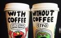 Z kawą i bez kawy