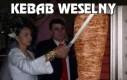 Kebab weselny